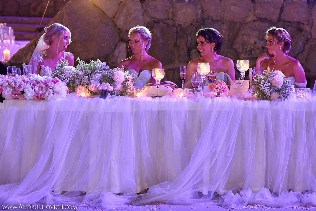 Dubrovnik event weddings reception decorations 38