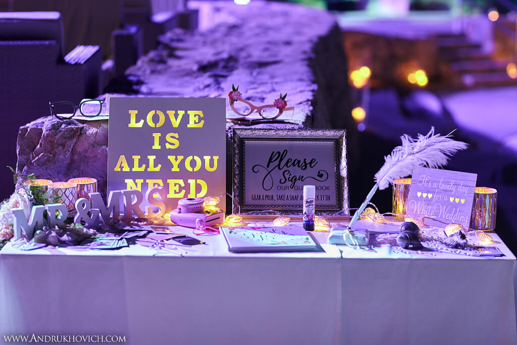 Dubrovnik event weddings reception decorations 39
