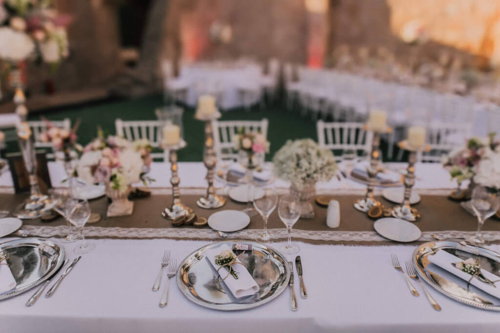Dubrovnik event weddings reception decorations 40