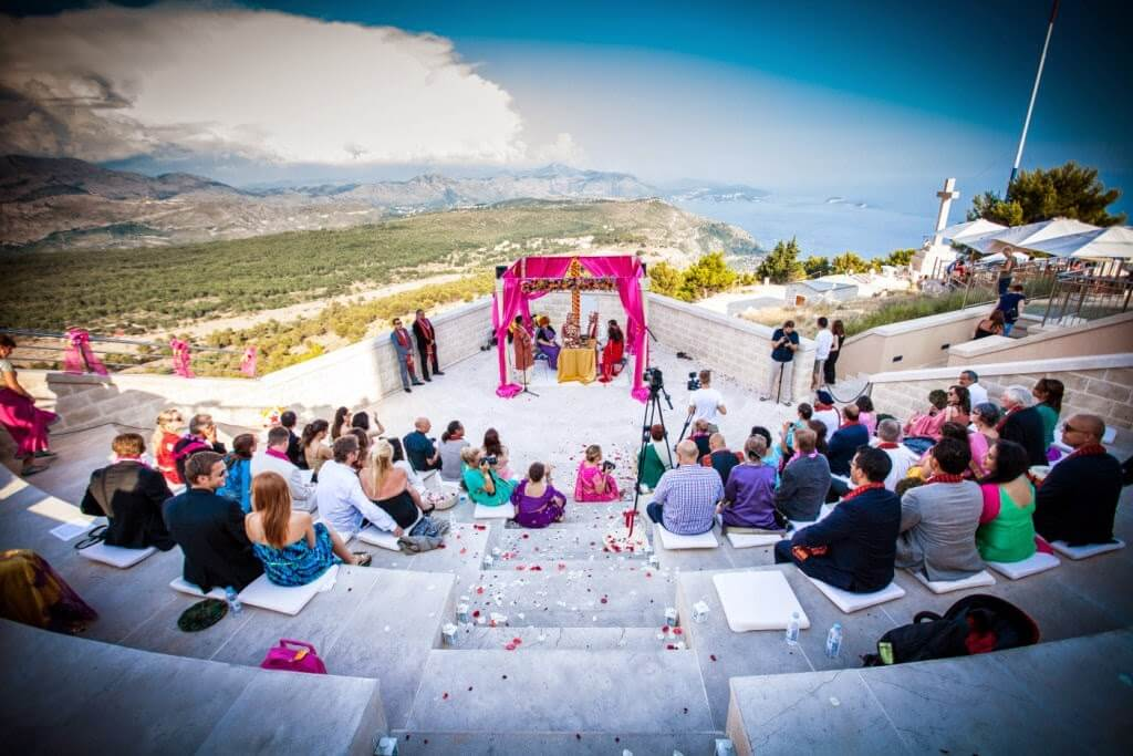 Dubrovnik event weddings symbolic ceremony 06