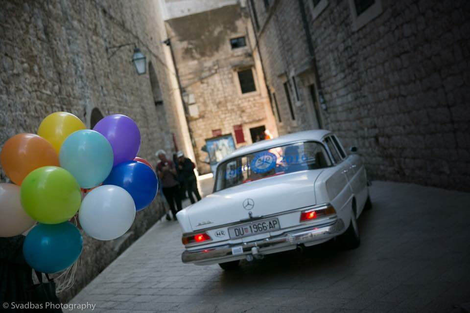 Dubrovnik event weddings transportation 01