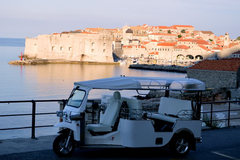 Dubrovnik event weddings transportation 05