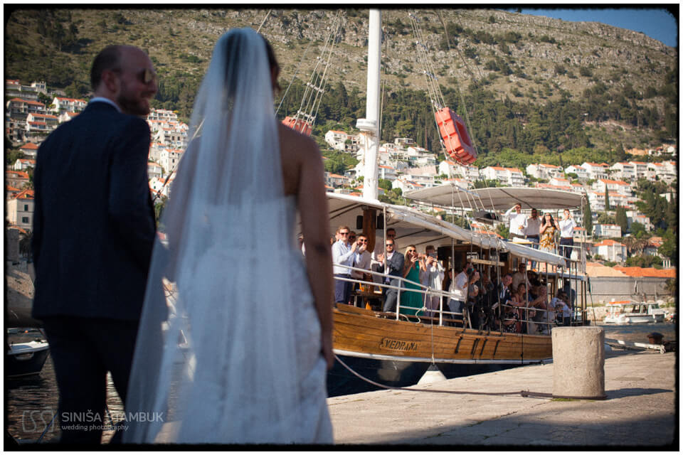 Dubrovnik event weddings transportation 08