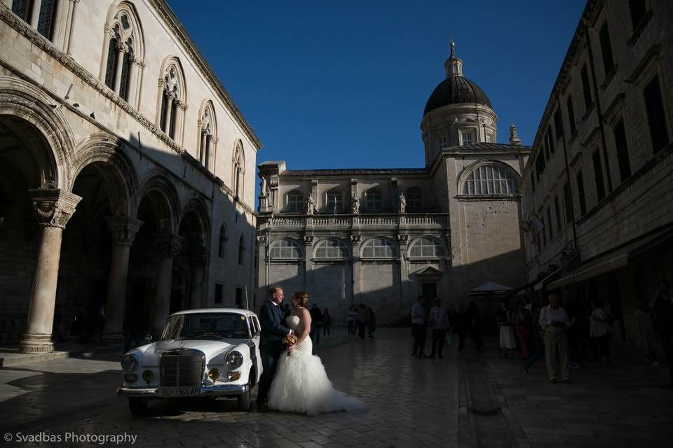 Dubrovnik event weddings transportation 12