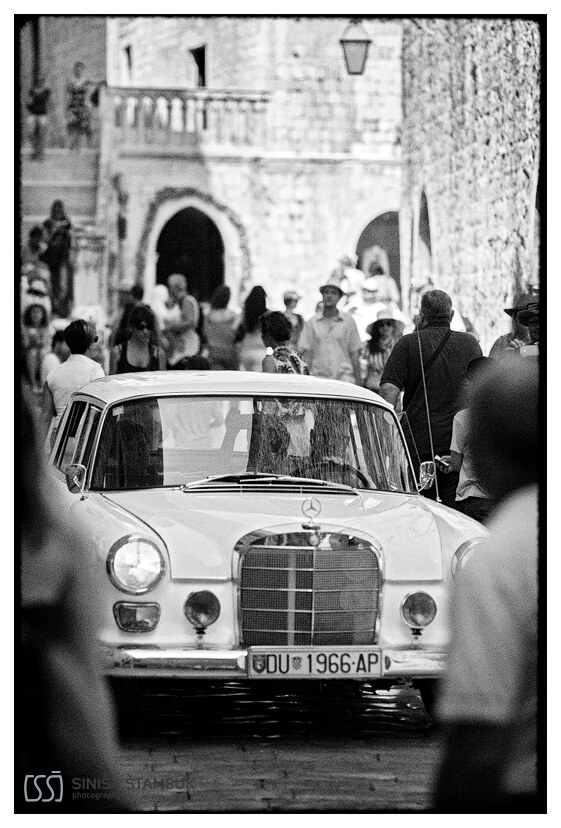 Dubrovnik event weddings transportation 14