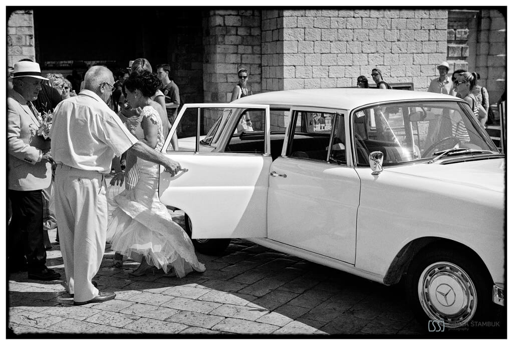 Dubrovnik event weddings transportation 15