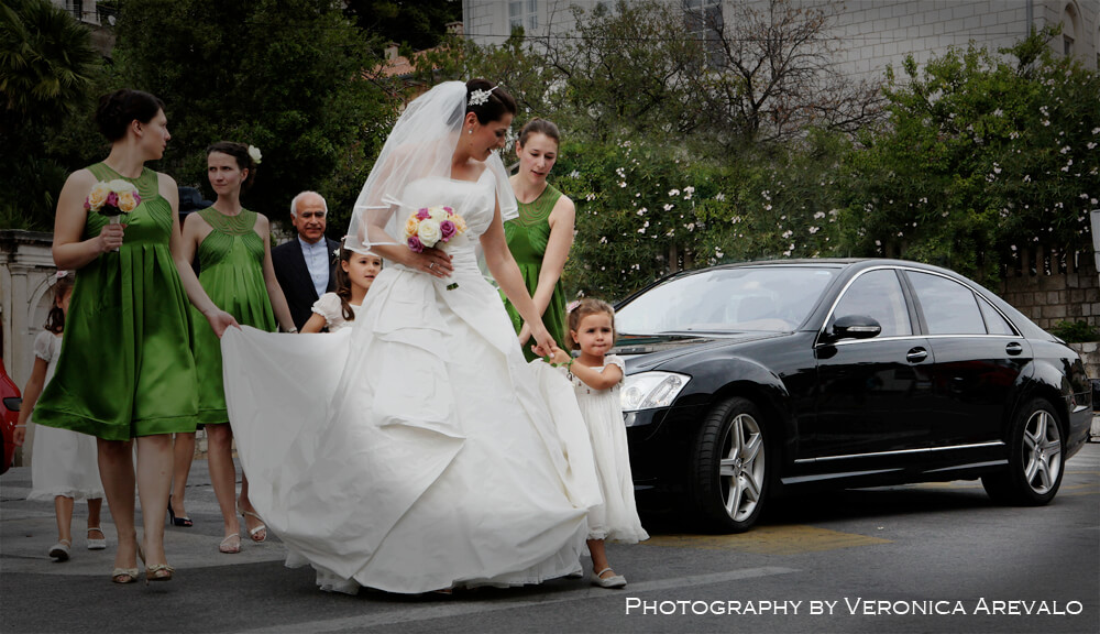 Dubrovnik event weddings transportation 20