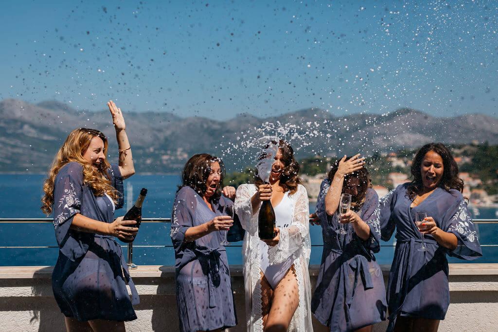 Lopud wedding by Dubrovnik Event Lauren Tom 03