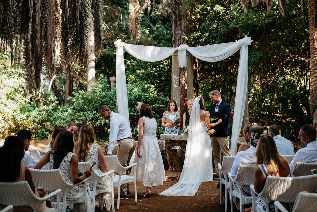 Lopud wedding by Dubrovnik Event Lauren Tom 10