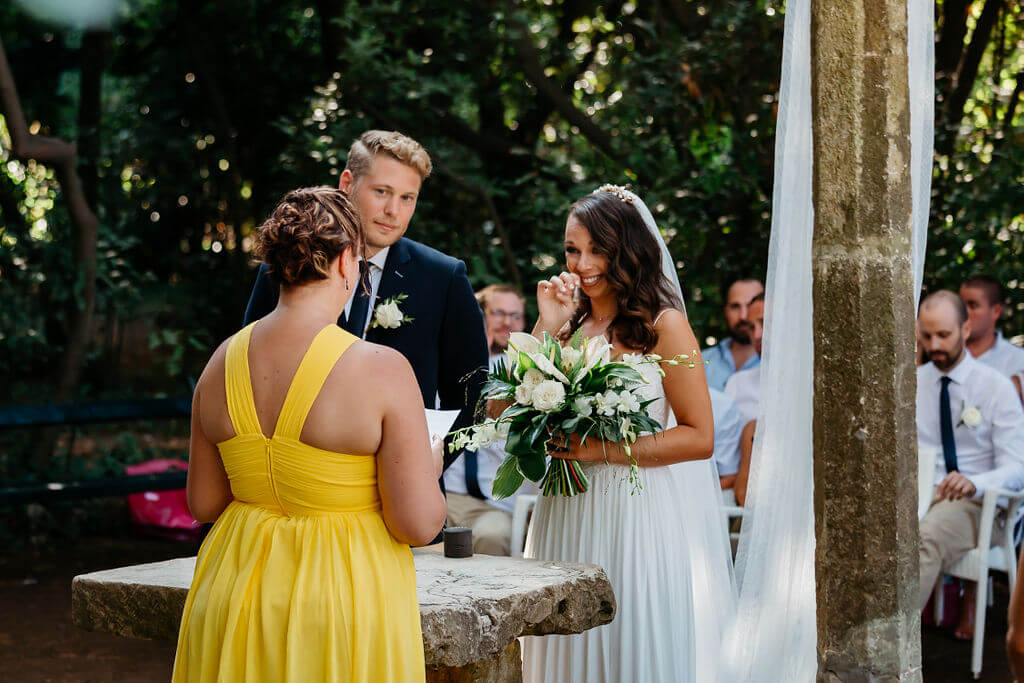 Lopud wedding by Dubrovnik Event Lauren Tom 13