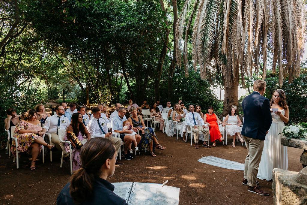Lopud wedding by Dubrovnik Event Lauren Tom 14