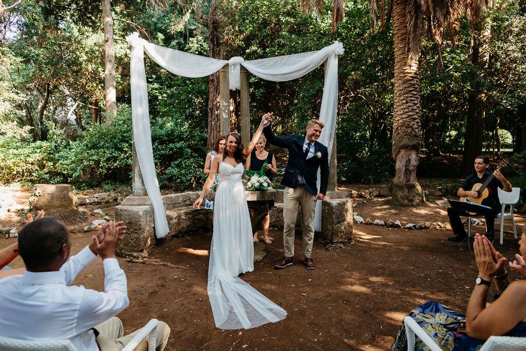 Lopud wedding by Dubrovnik Event Lauren Tom 15