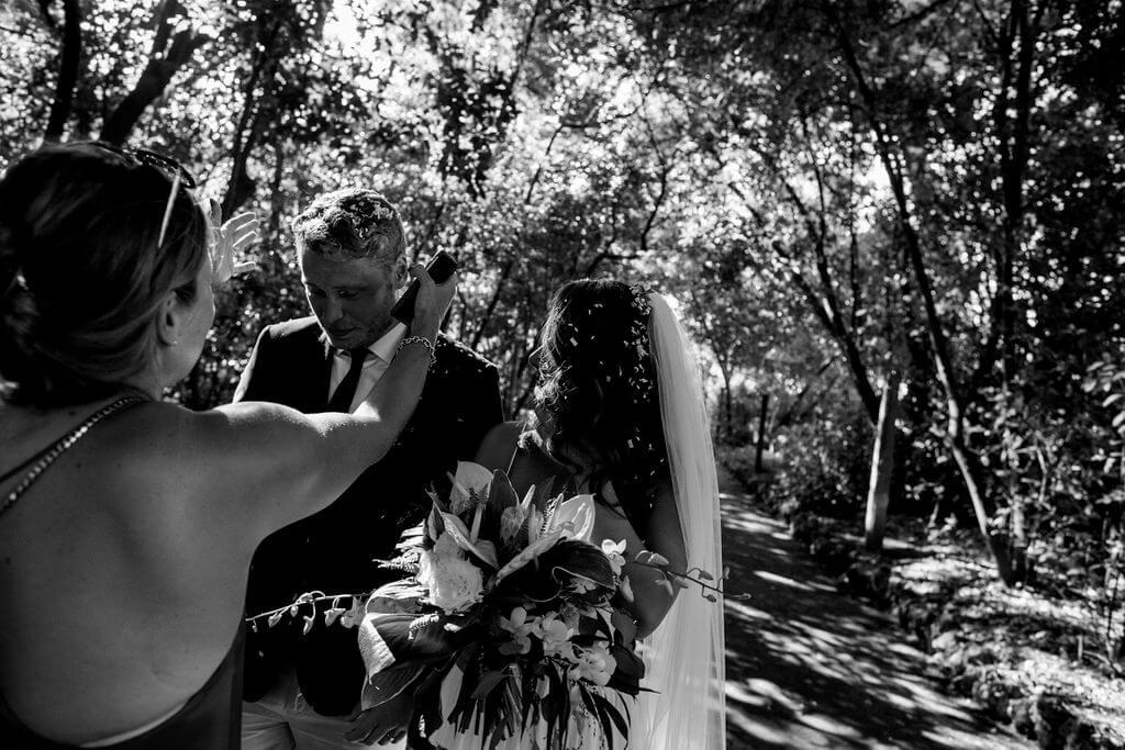 Lopud wedding by Dubrovnik Event Lauren Tom 16