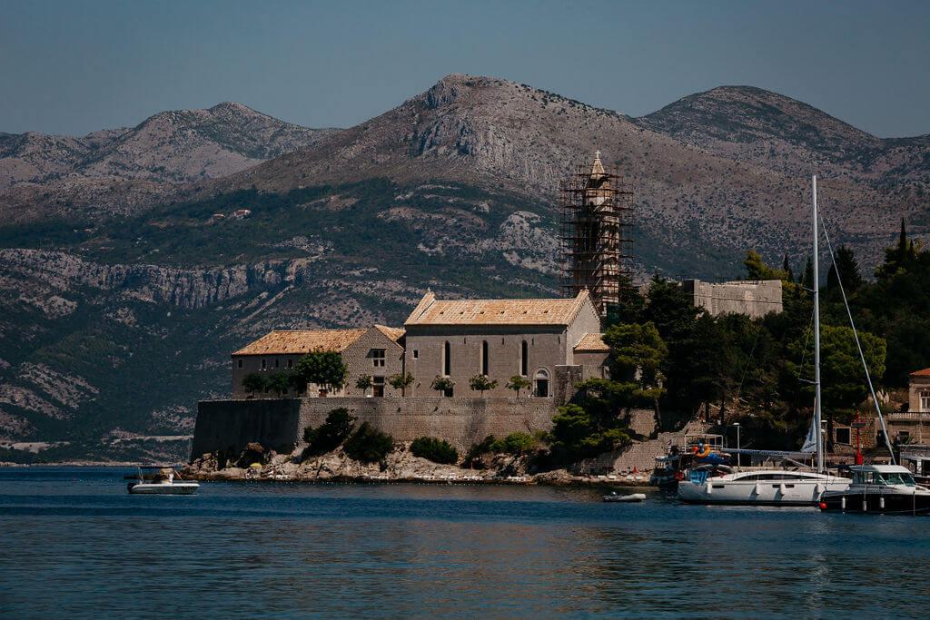 Lopud wedding by Dubrovnik Event Lauren Tom 22