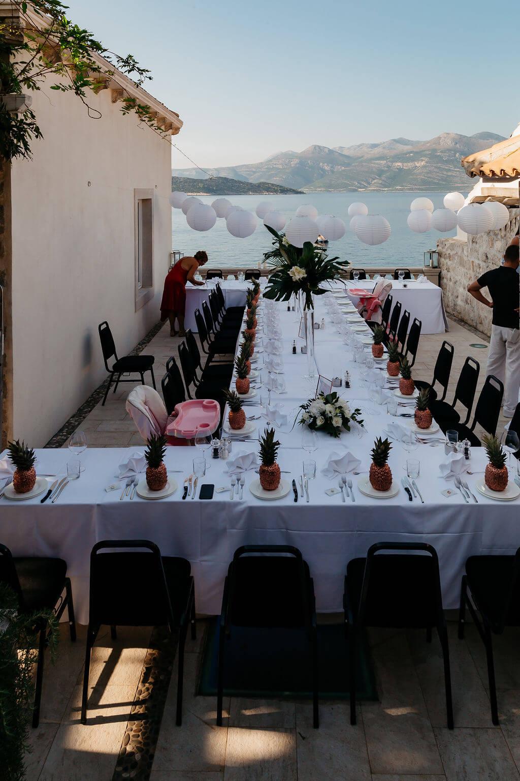 Lopud wedding by Dubrovnik Event Lauren Tom 23