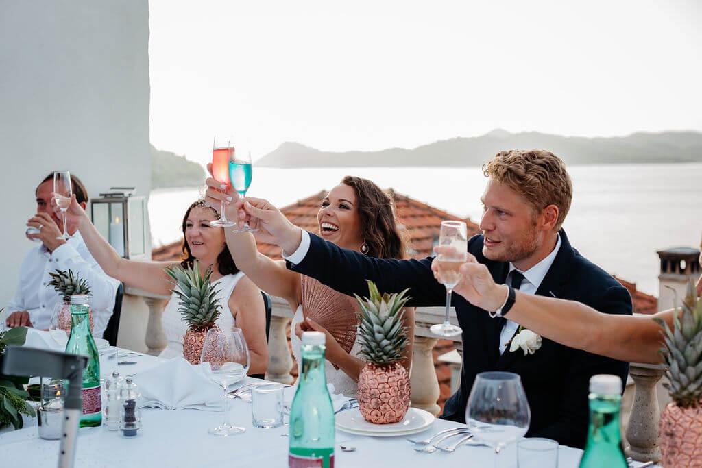 Lopud wedding by Dubrovnik Event Lauren Tom 26
