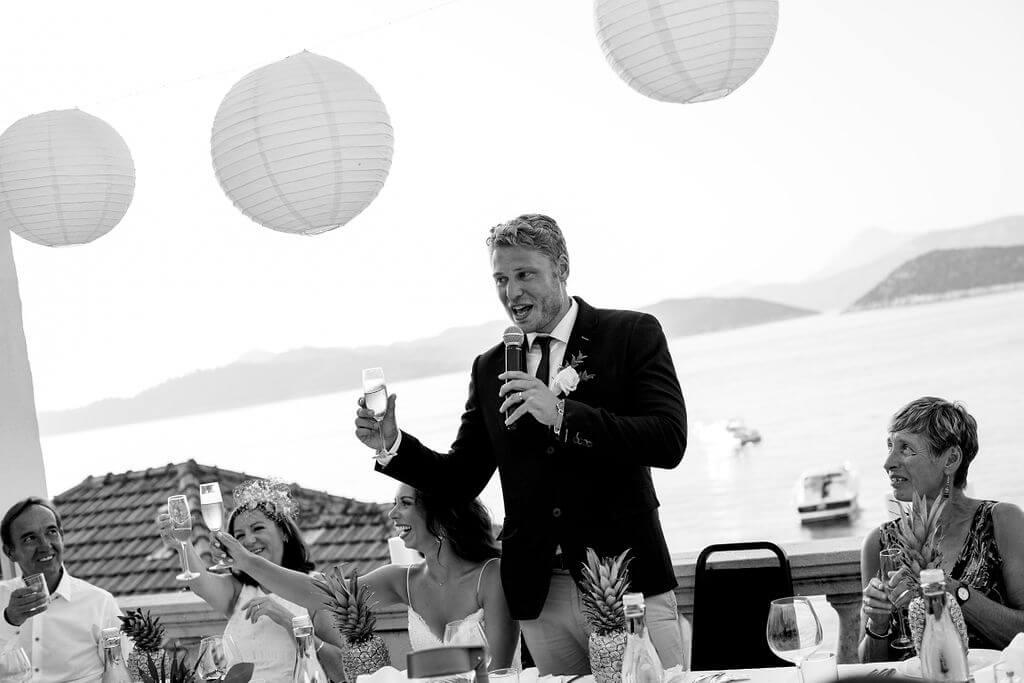 Lopud wedding by Dubrovnik Event Lauren Tom 27