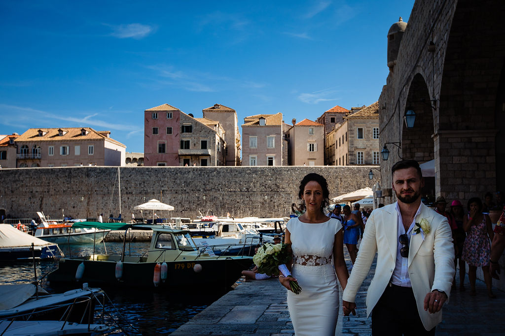 Dubrovnik Event Weddings Lorraine and Kevin 17