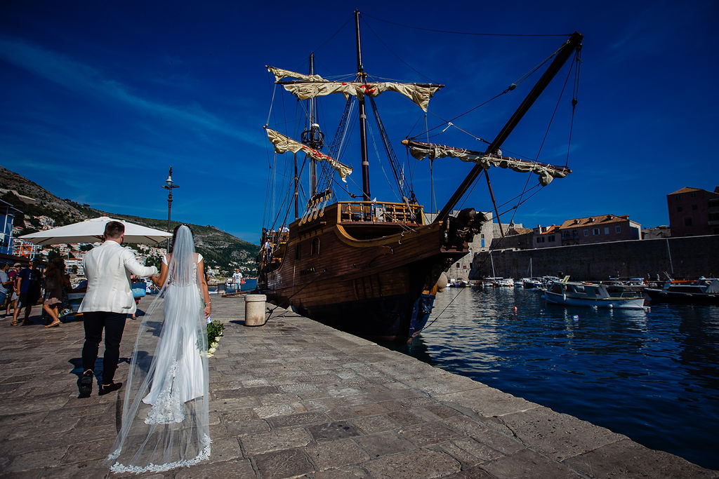 Dubrovnik Event Weddings Lorraine and Kevin 18