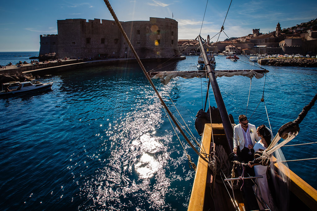 Dubrovnik Event Weddings Lorraine and Kevin 19