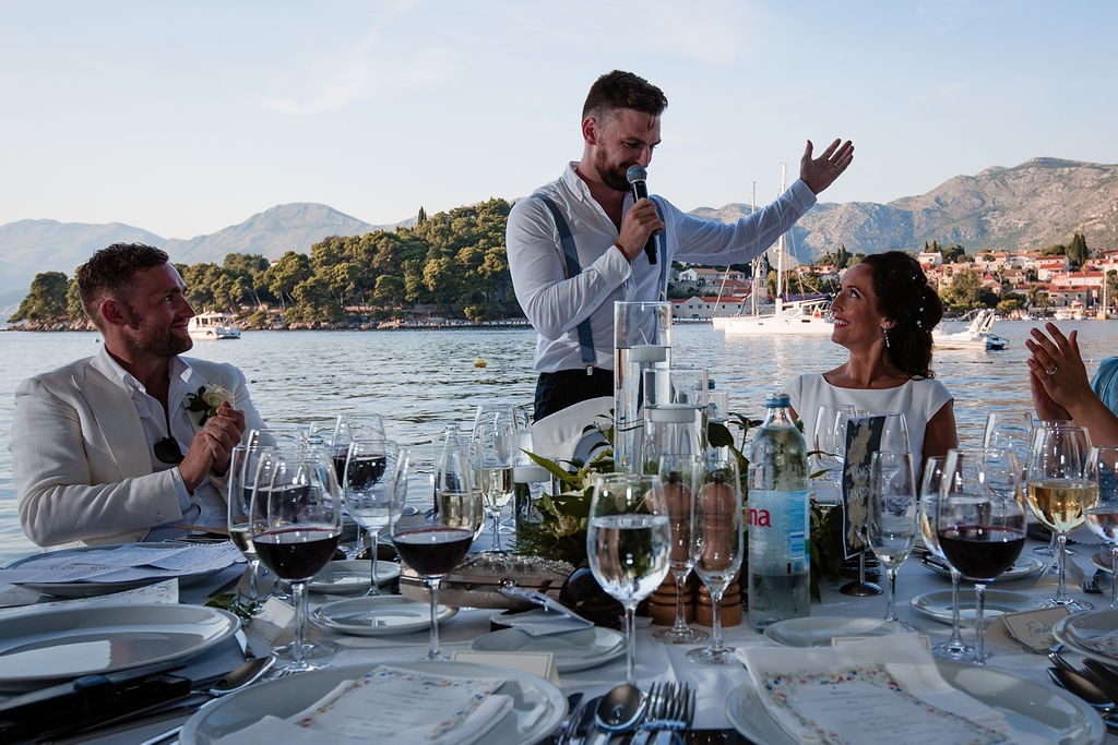 Dubrovnik Event Weddings Lorraine and Kevin 23