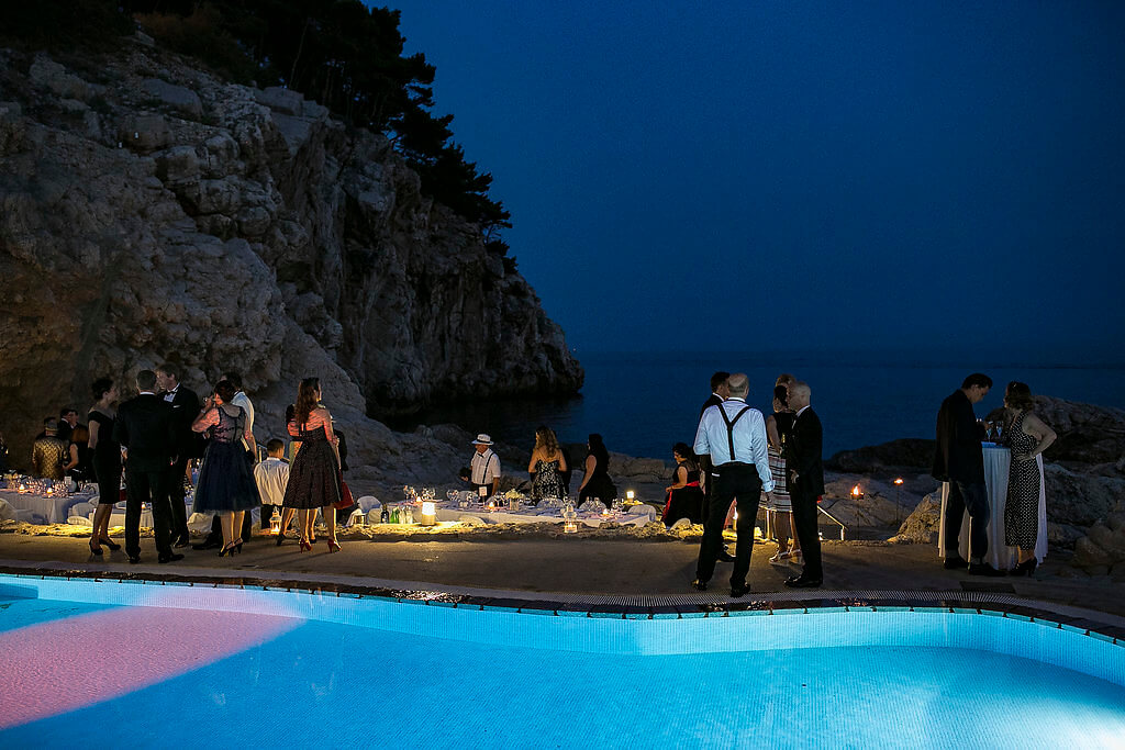 Markus birthday party Dubrovnik Event by Ines 43