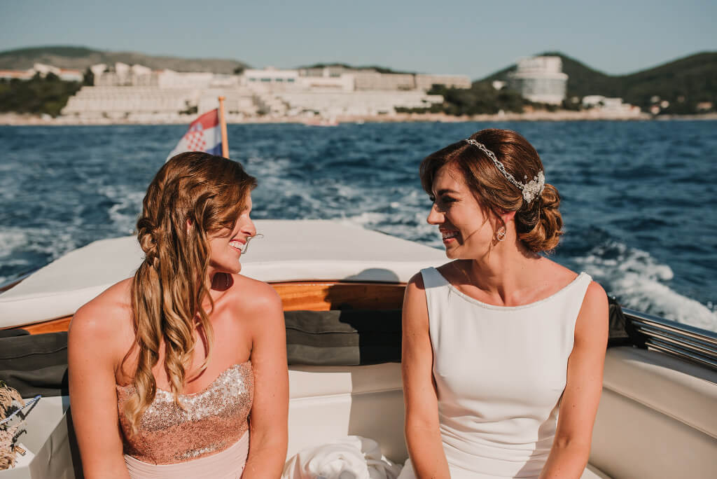 Villa Rose Wedding by Dubrovnik Event 10