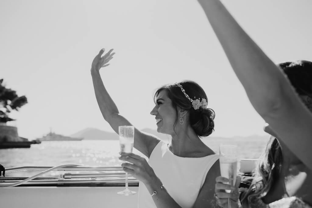 Villa Rose Wedding by Dubrovnik Event 13