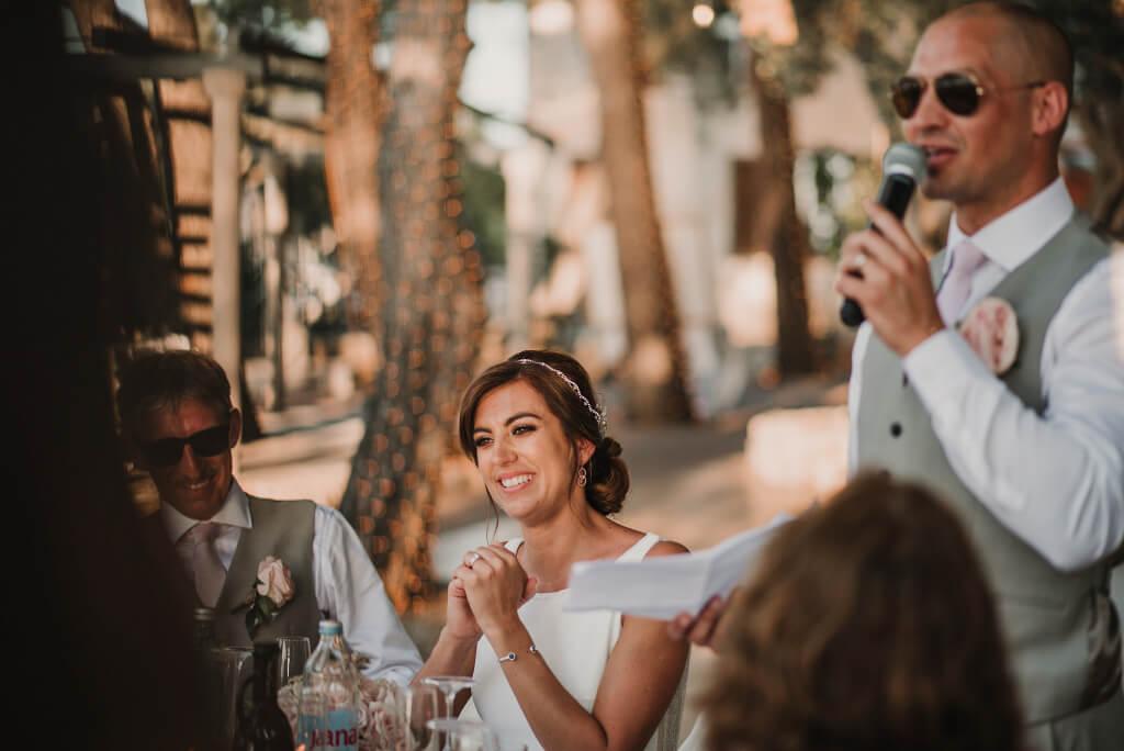 Villa Rose Wedding by Dubrovnik Event 25