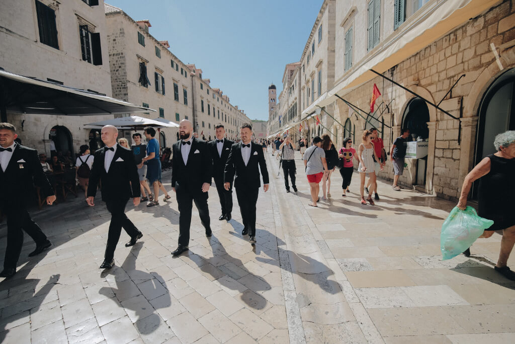 Dubrovnik Event Weddings Danielle and Ryan 08