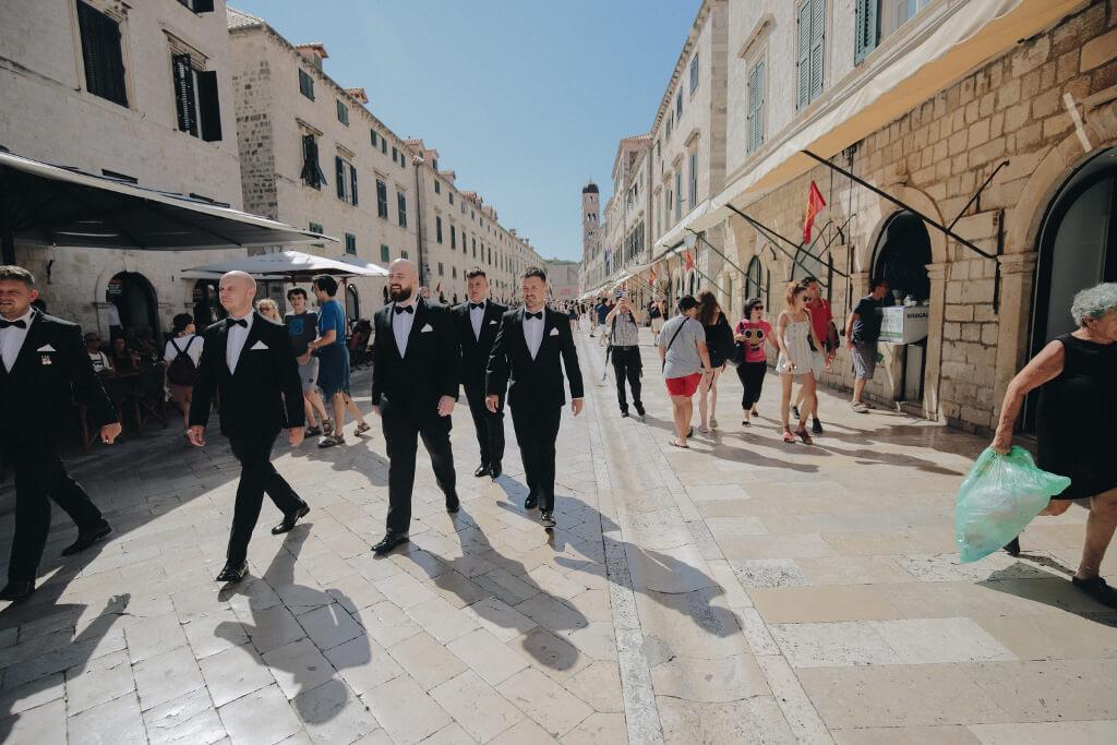 Dubrovnik Event Weddings Danielle and Ryan 08