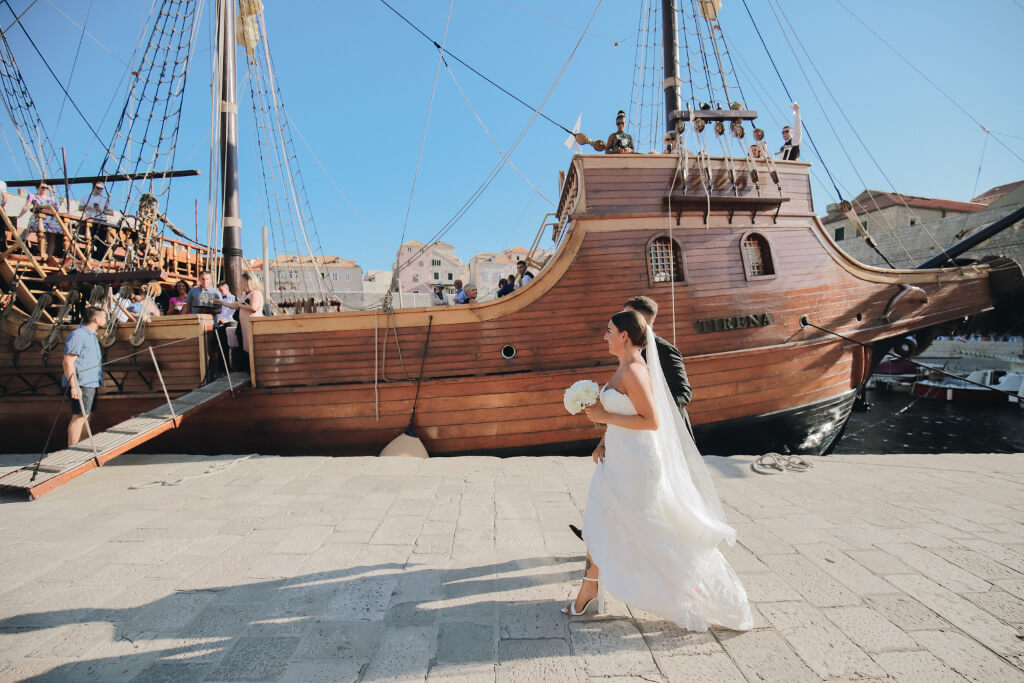 Dubrovnik Event Weddings Danielle and Ryan 18
