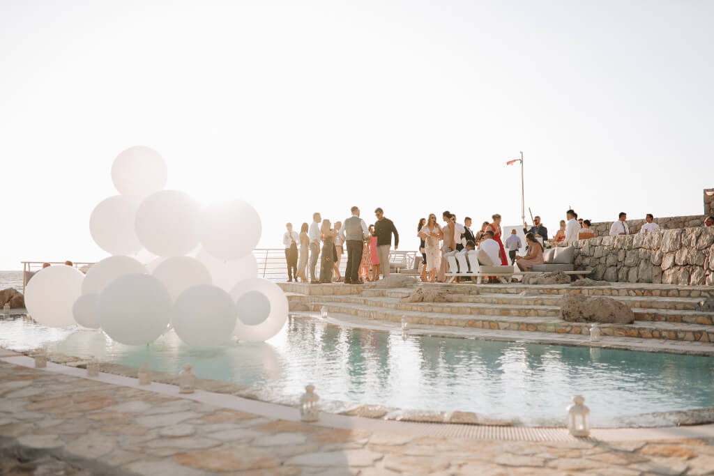 Dubrovnik Event Weddings Danielle and Ryan 35