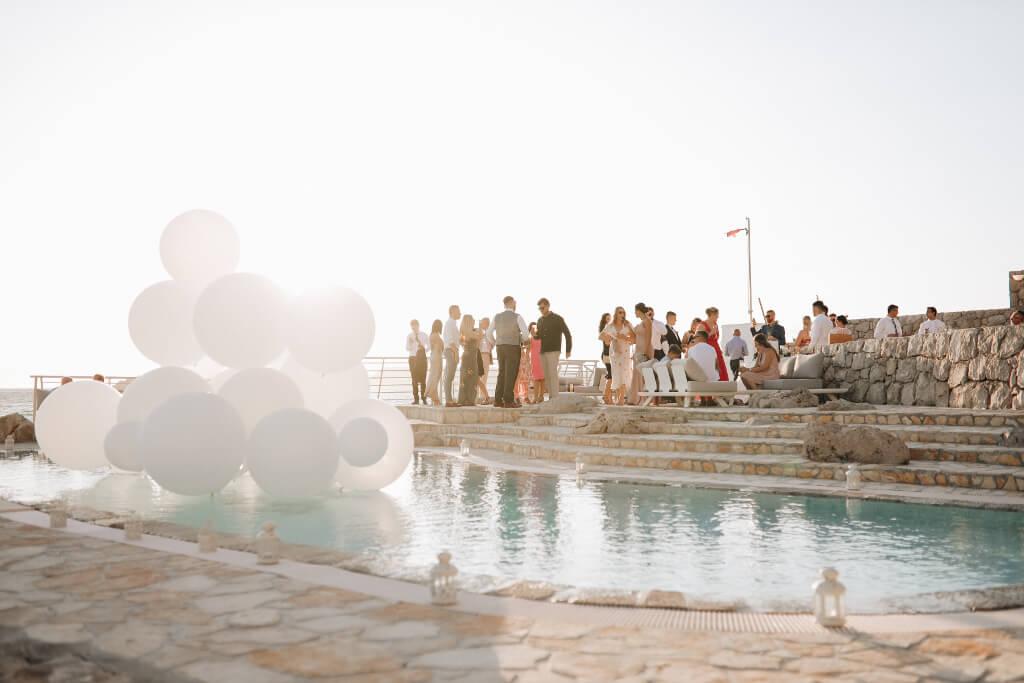Dubrovnik Event Weddings Danielle and Ryan 35