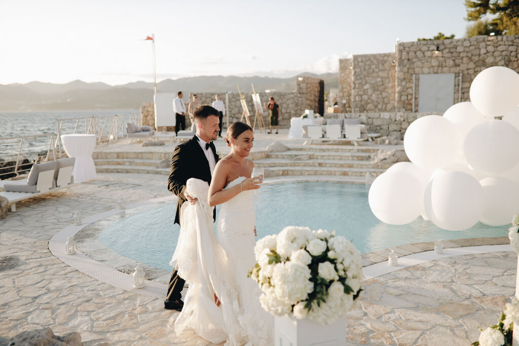 Dubrovnik Event Weddings Danielle and Ryan 36