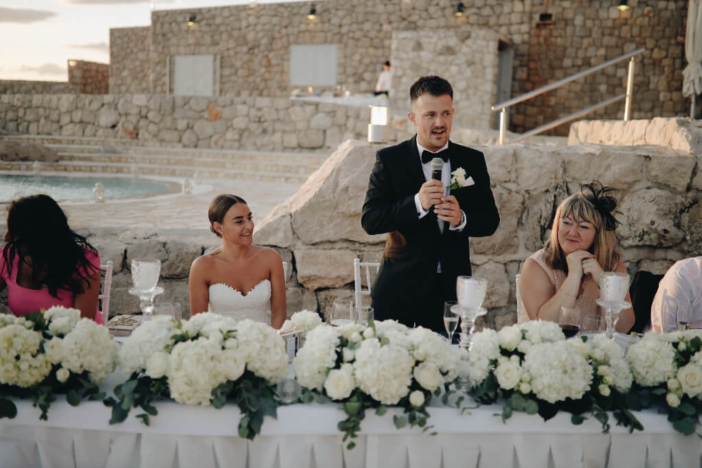 Dubrovnik Event Weddings Danielle and Ryan 37