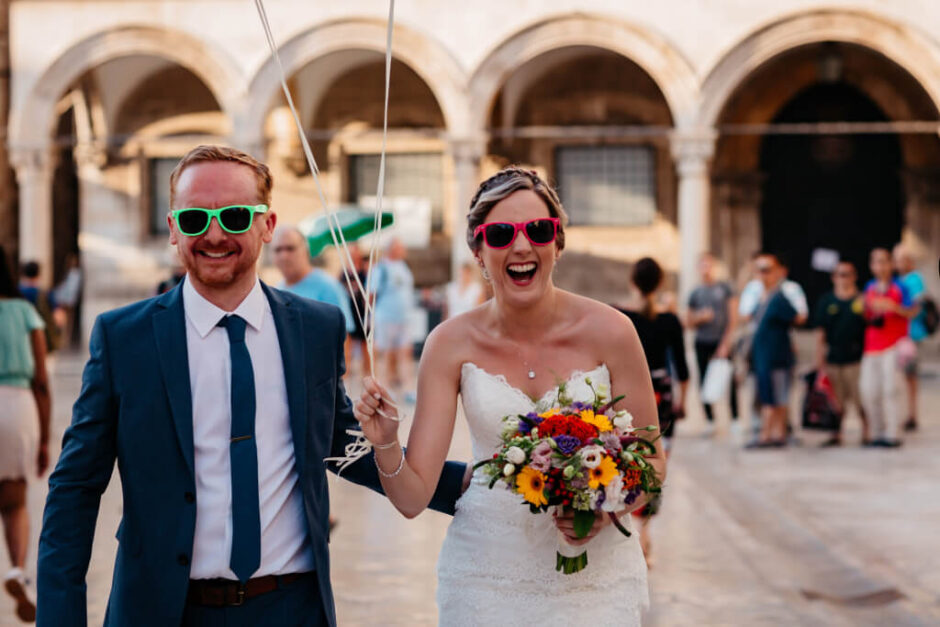 Donna and Mark wedding by Dubrovnik Event 2018