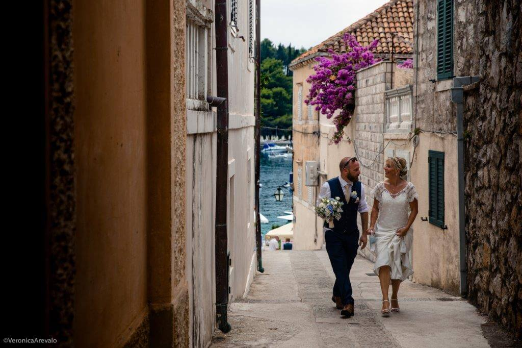 Jemma and Ged wedding by Dubrovnik Event 2018