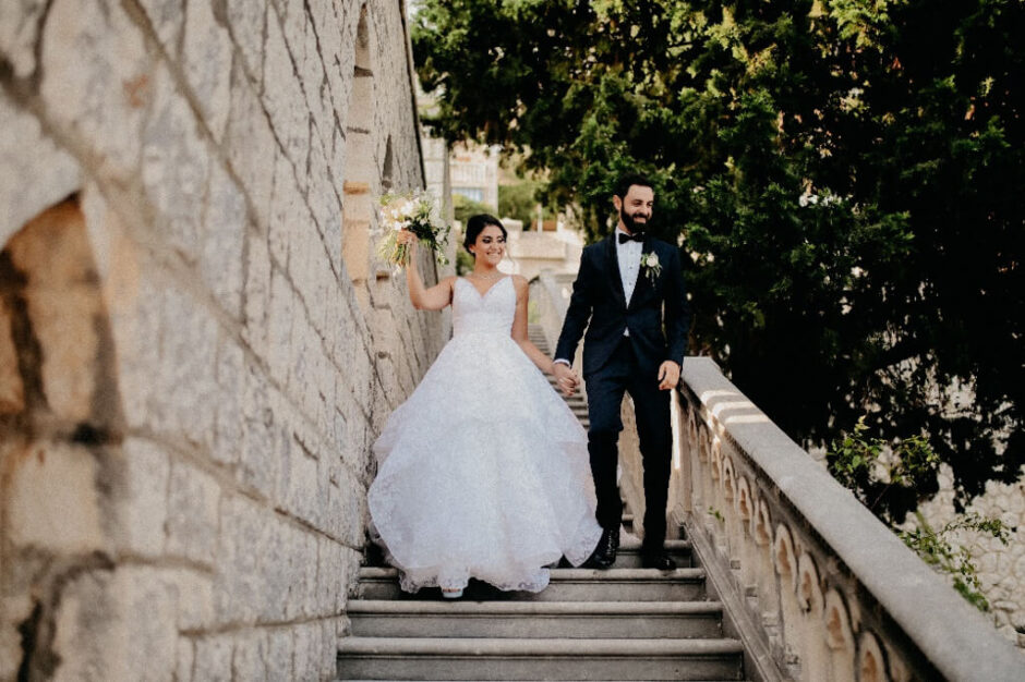 Karell and Fadi wedding by Dubrovnik Event 2018