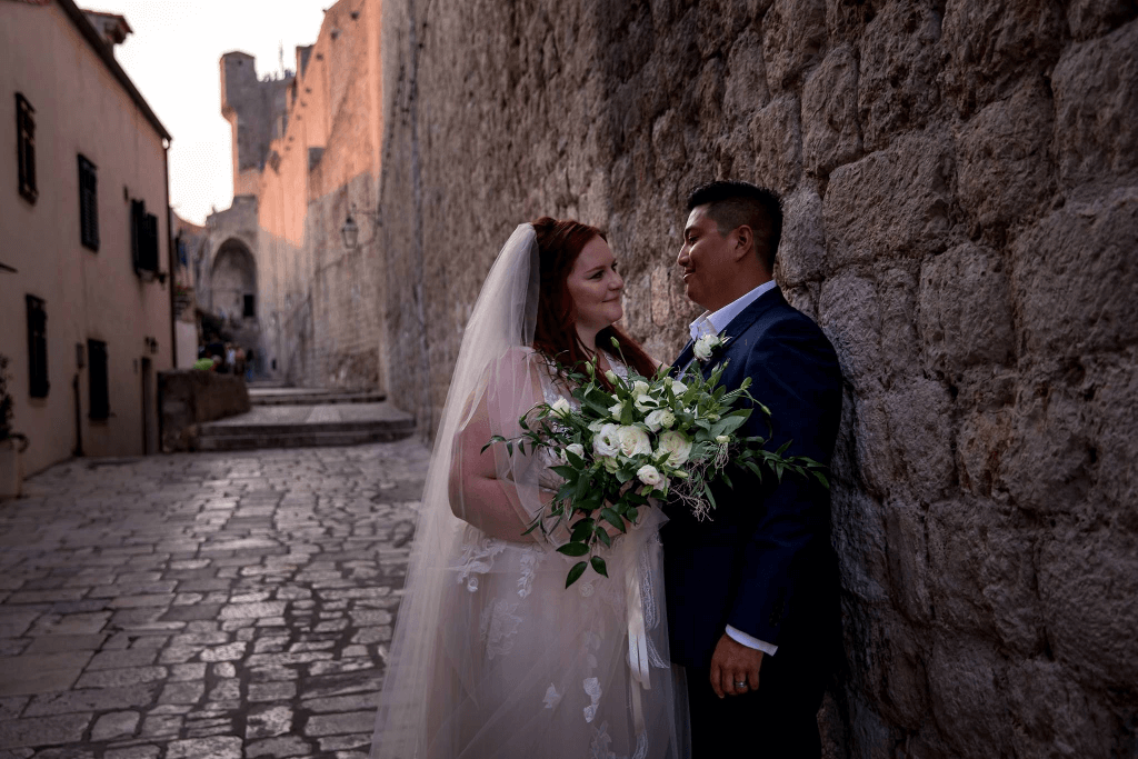 Katie and Ruben wedding by Dubrovnik Event 2018