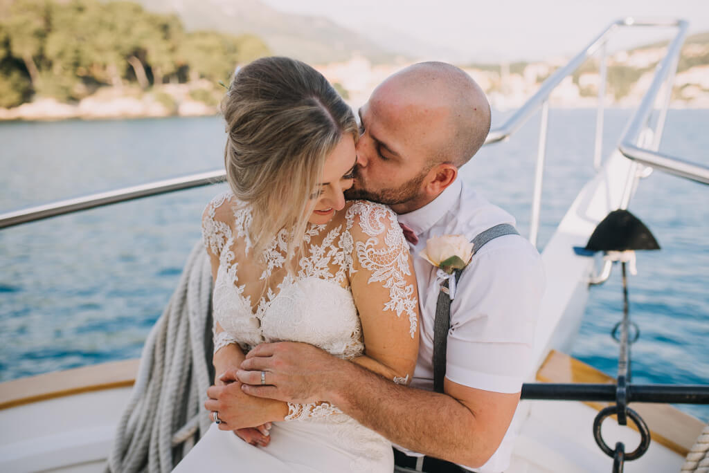 Kerrie and Nick wedding by Dubrovnik Event 2019