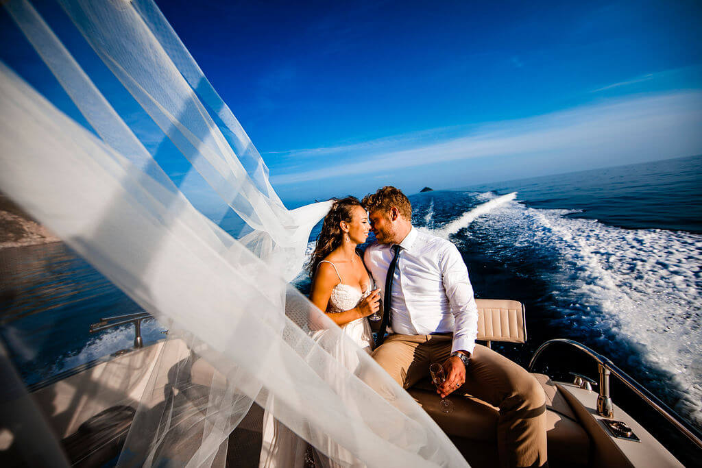 Lauren and Tom wedding by Dubrovnik Event 2018