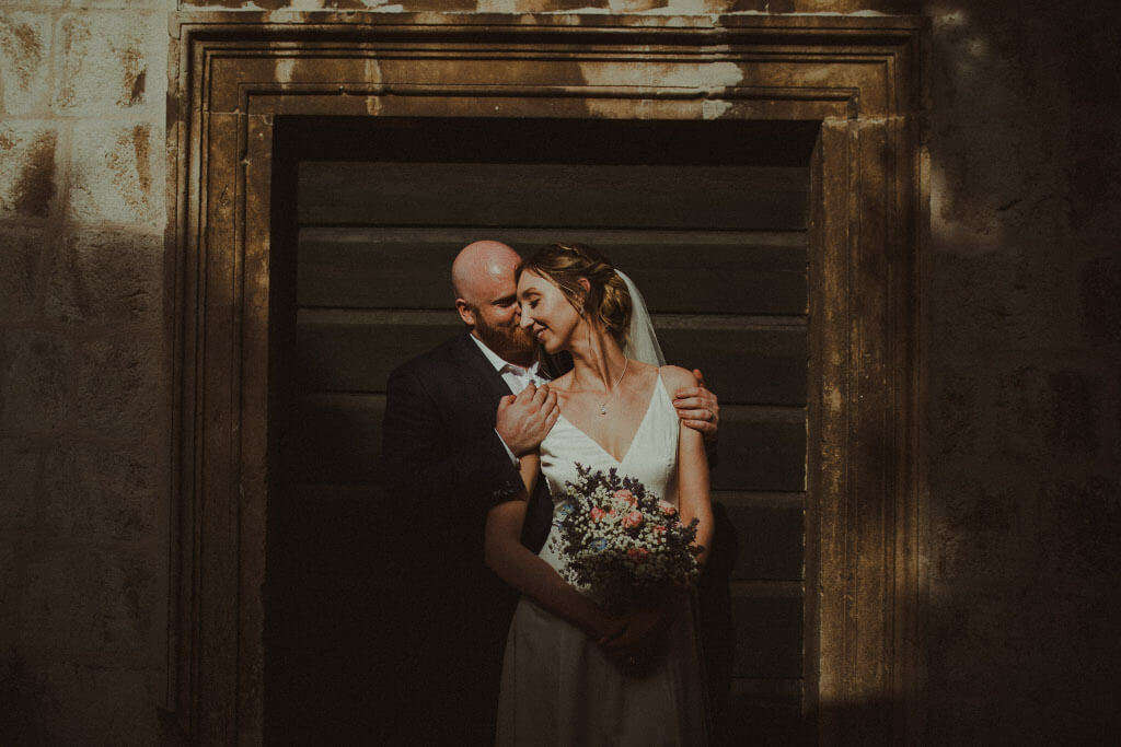 Sarah and Ciaran wedding by Dubrovnik Event 2019