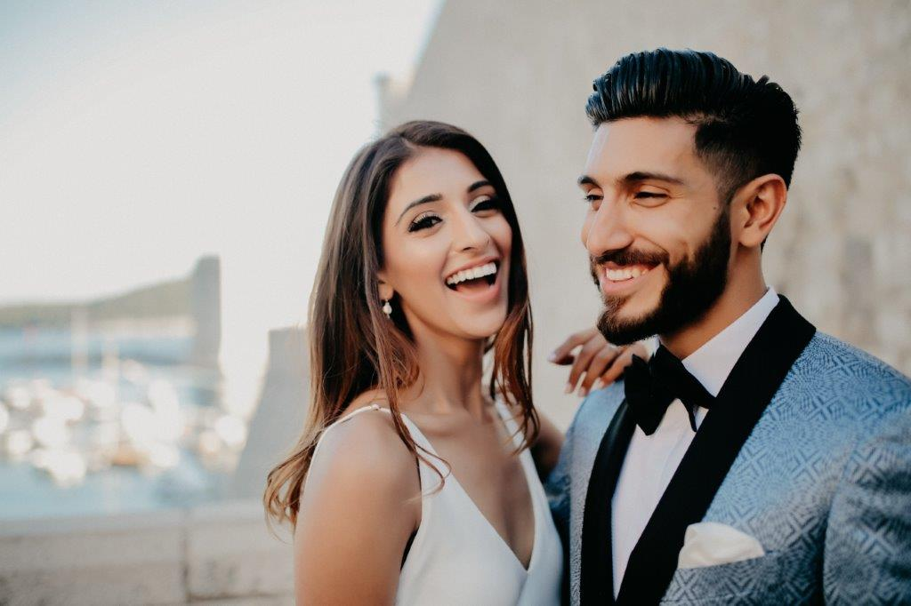 Simmy and Arun wedding by Dubrovnik Event 2018
