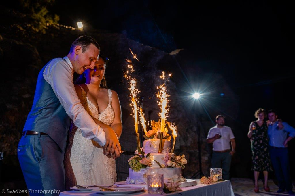 Tara and John wedding by Dubrovnik Event 2018