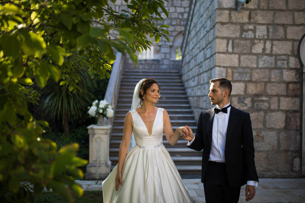 Tina and Hamdi wedding by Dubrovnik Event 2019