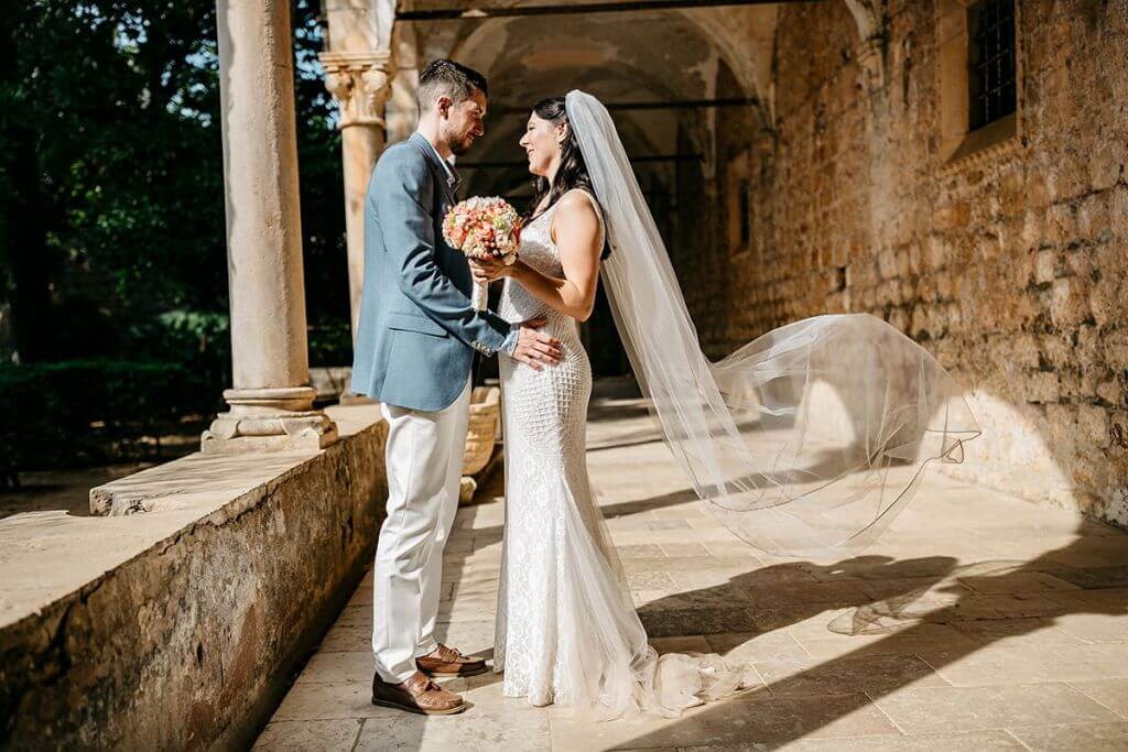 Deborah and Stephen wedding by Dubrovnik Event 2017