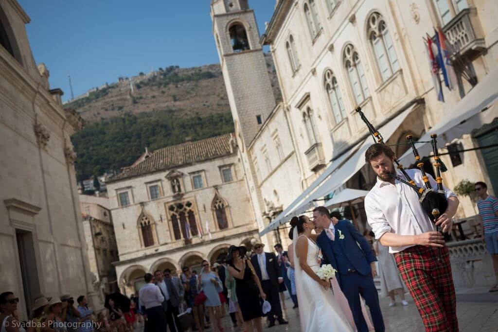 Liz and Lawry wedding by Dubrovnik Event 2017