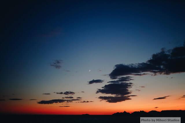 postponed sunset