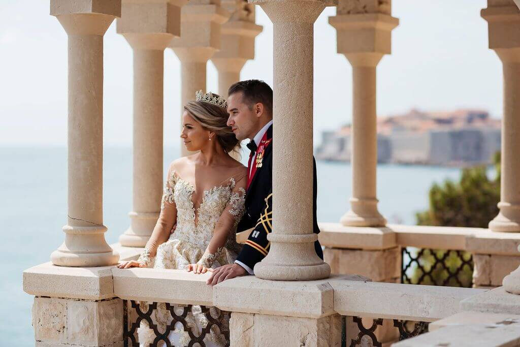 Dubrovnik Event Wedding Janal and Aaron 02